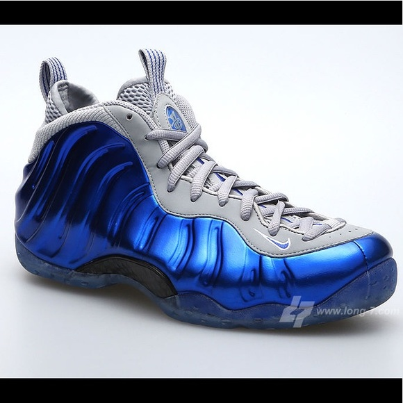 official photos 09adf c6208 Nike Air Foamposite One -- Candy Blue